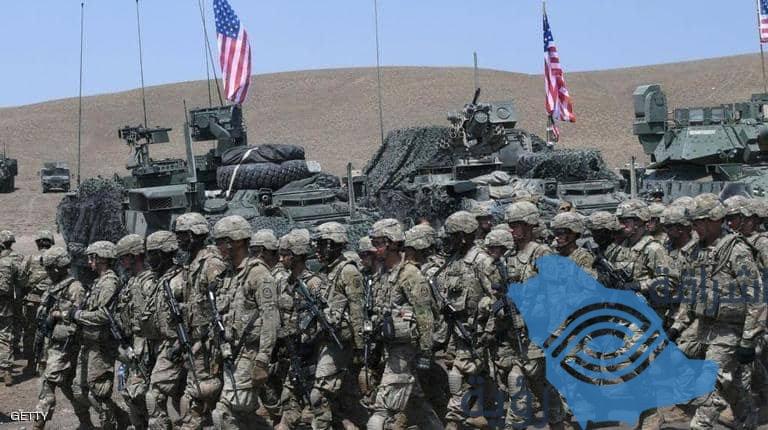 إعلان البنتاغون بنشر عدد كبير من القوات في السعودية