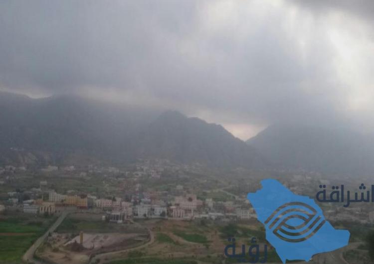 حالة الطقس المتوقعة ليوم الإثنين الموافق 2019/10/07 م