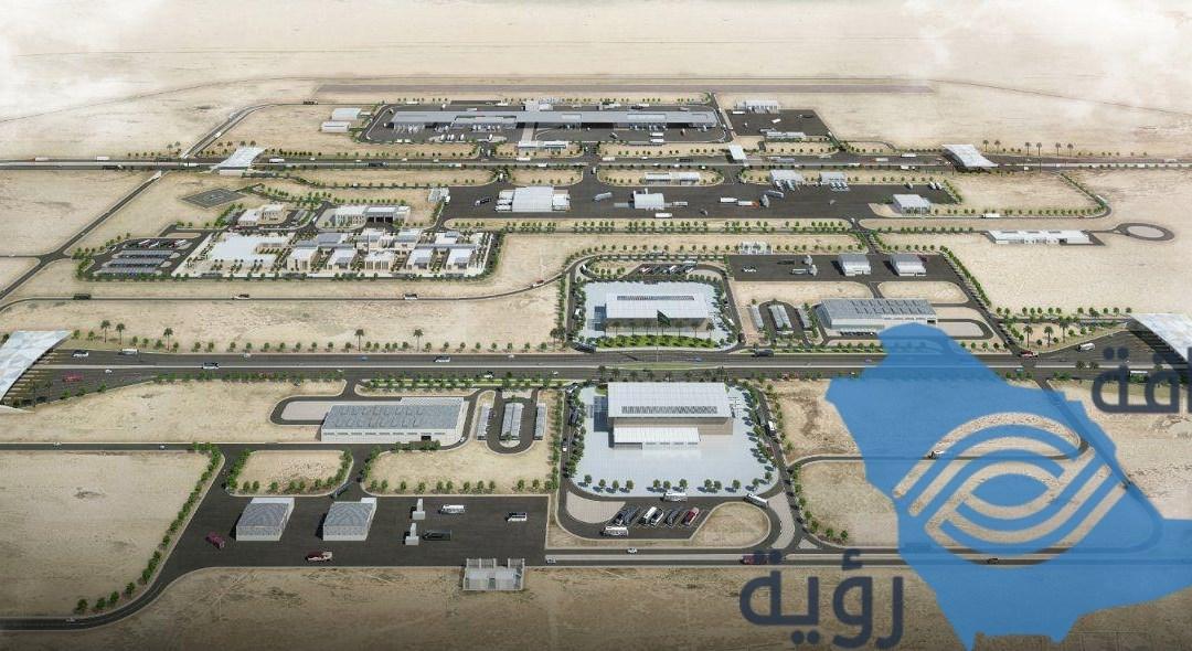 على مساحة 600 ألف متر مربع.. توقيع عقد ترسية تصميم مشروع منفذ البطحاء الجديد