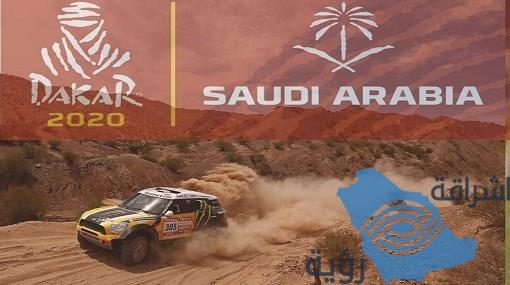 """دلة قهوة في """"رالي داكار"""" توقف متسابقاً وملاحاً سعوديين 3 أشهر عن جميع السباقات"""