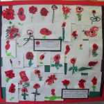 Year 1 Remembrance Day Artwork