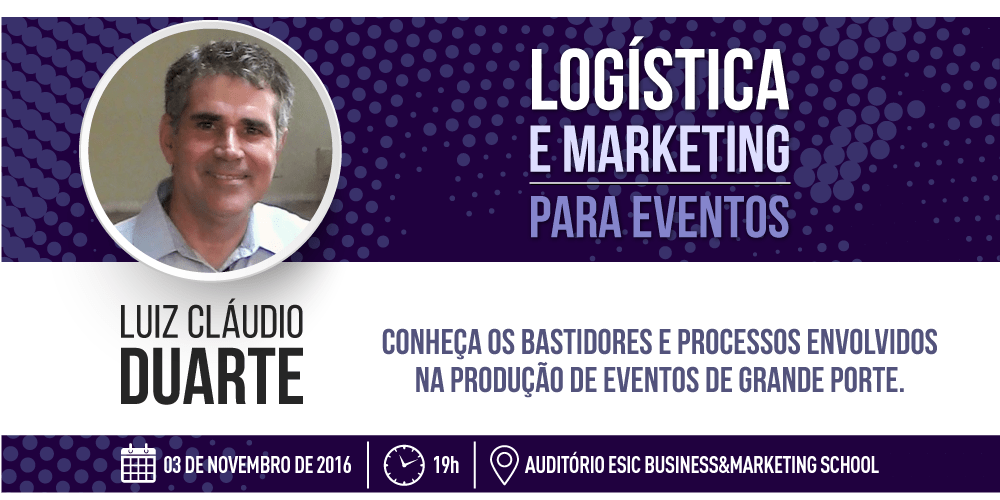 Logística e Marketing para Mega Eventos