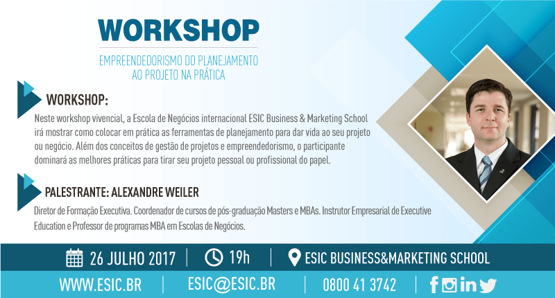 WORKSHOP ESIC