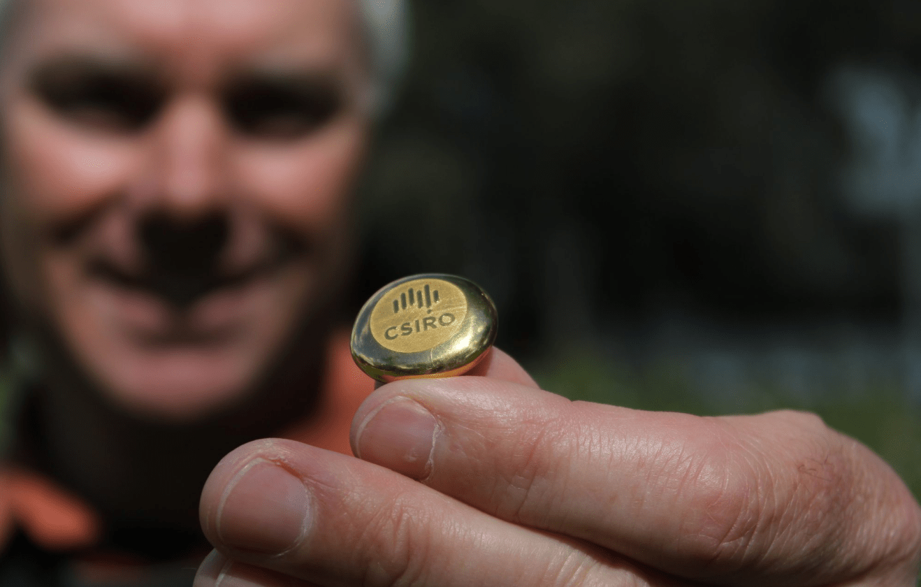 CSIRO Cyanide-free gold with ESIC Early Stage Investors