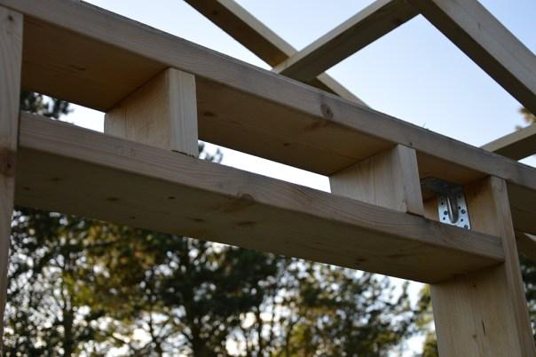 Overligger vinduer træskelet gør-det-selv