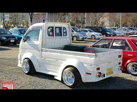 Modifikasi Mobil Pick Up