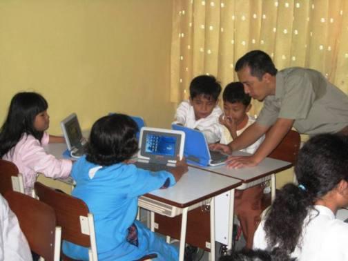 Gadget di Dunia Pendidikan