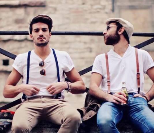 Fashion Retro Untuk Pria
