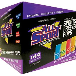 all sport freezer pops