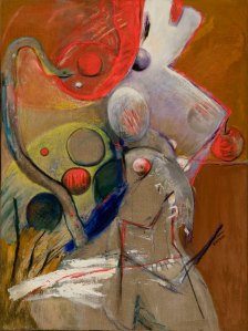 1999, Ève, 130 x 89 cm