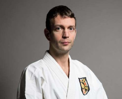 Sensei Paul Grimsey