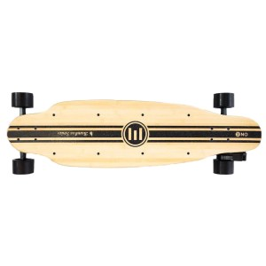 Evolve Bamboo One Electric Longboard