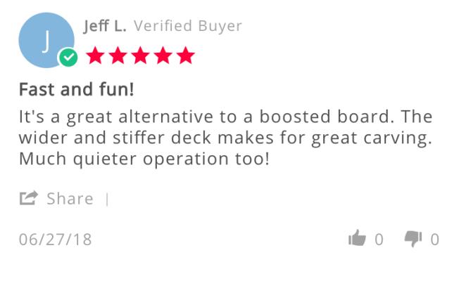 Inboard M1 Buyer Review 1