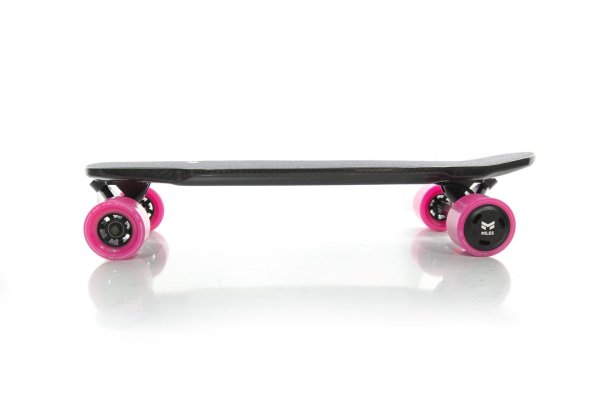 Miles Electric Skateboard Side View
