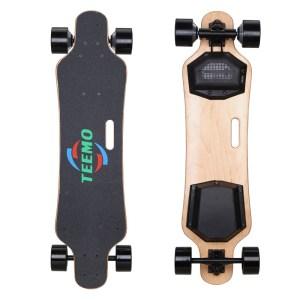 Teemo M-2 motorised skateboard