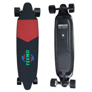 Teemo Panther motorized skateboard