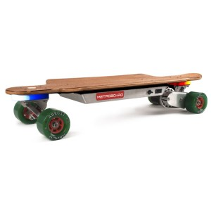 "Metroboard 33"" Mini Slim Hardwood Edition eskateboard"