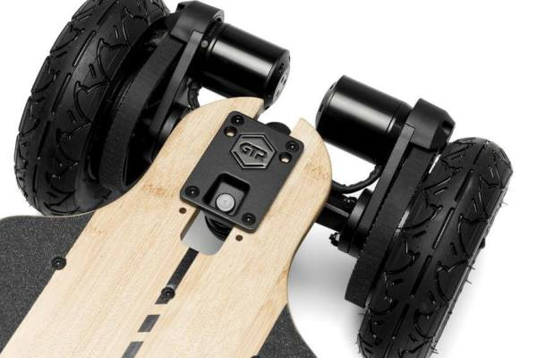 Evolve Bamboo GTR - AT motors top