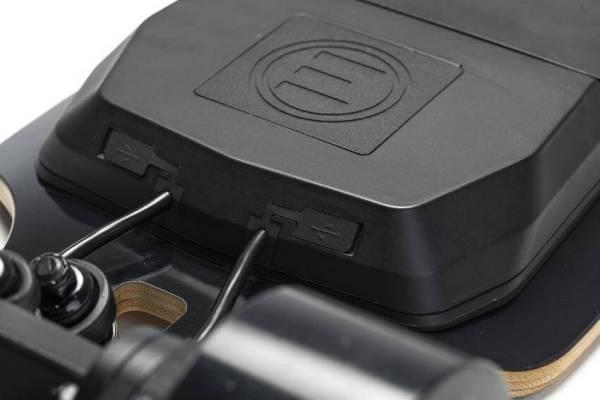 Evolve Bamboo GTR - USB ports