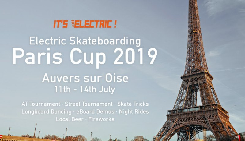 It's Electric - Paris Cup 2019