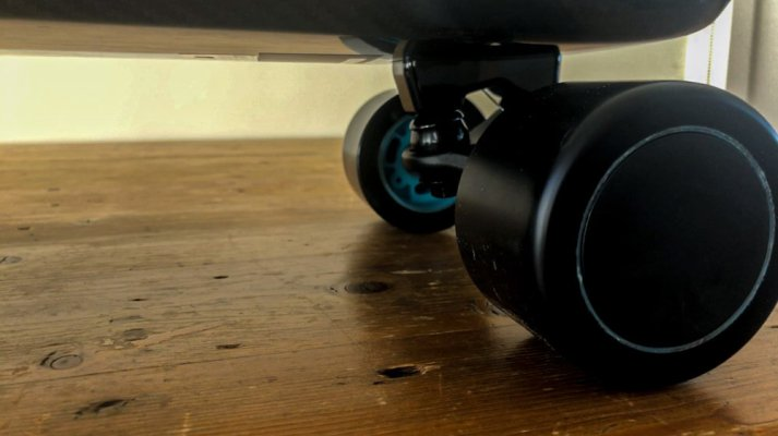 Spectra Advanced front wheels