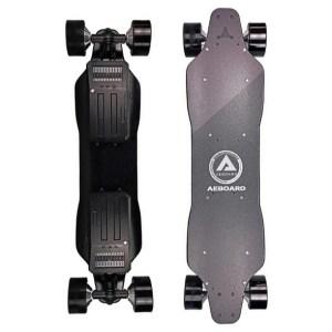 AEboard AWD electric skateboard