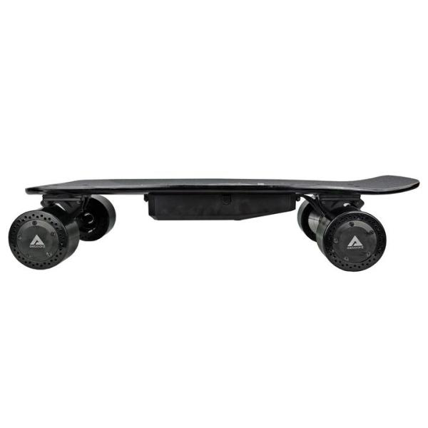 AEboard AX Mini electric skateboard side profile view
