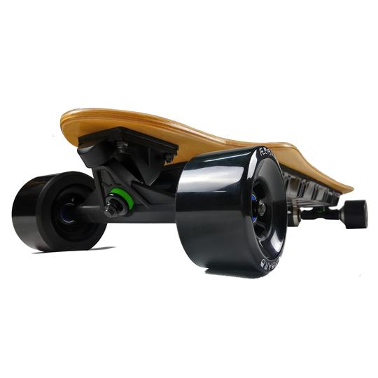 AEboard AX electric skateboard front wheels