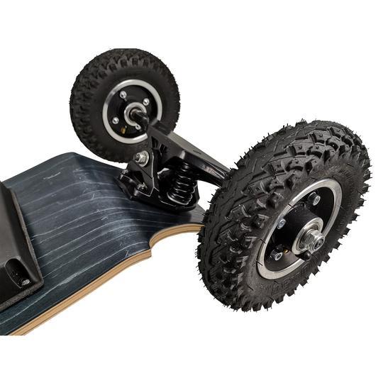 Apsuboard GTR All Terrain front wheels