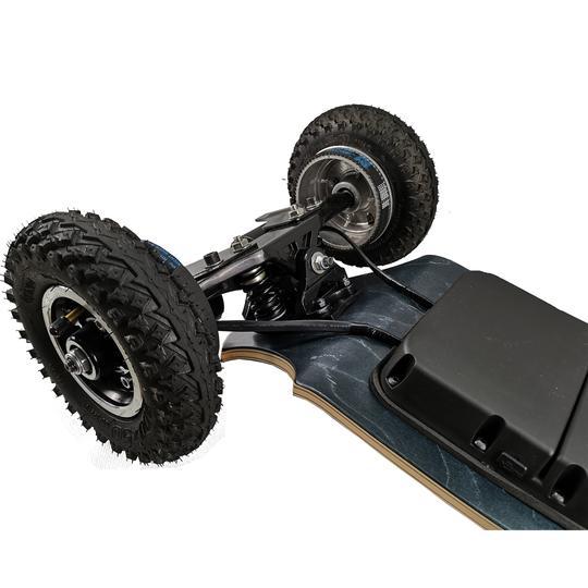 Apsuboard GTR All Terrain rear wheels and motors