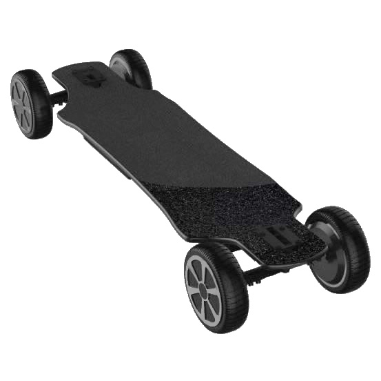WowGo AT electric skateboard