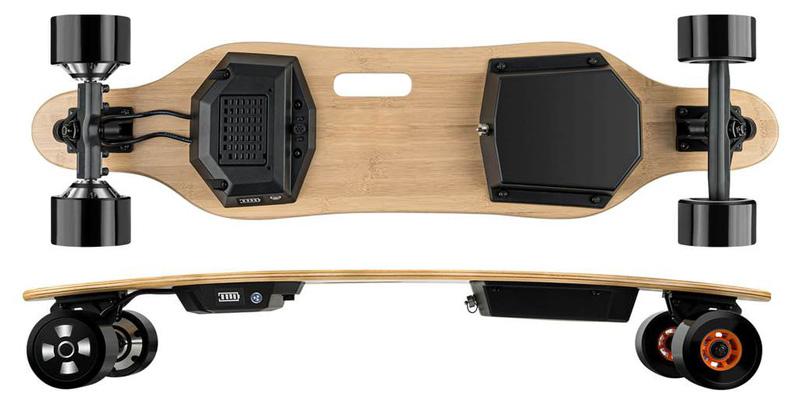 enSkate R2 electric skateboard