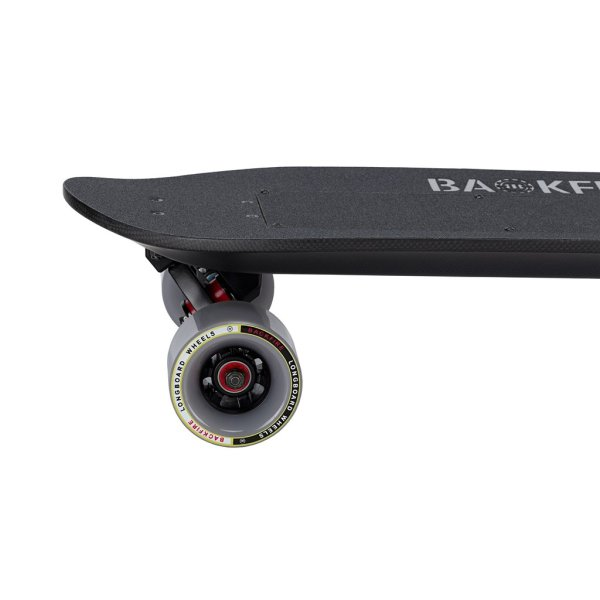 Backfire Mini electric skateboard front nose
