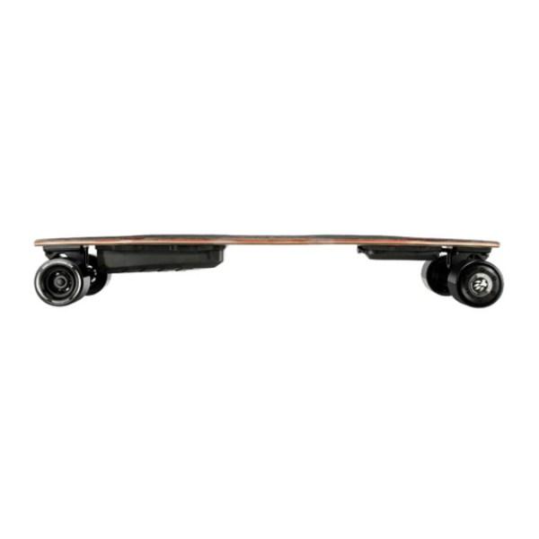 Lycaon GR electric skateboard side profile