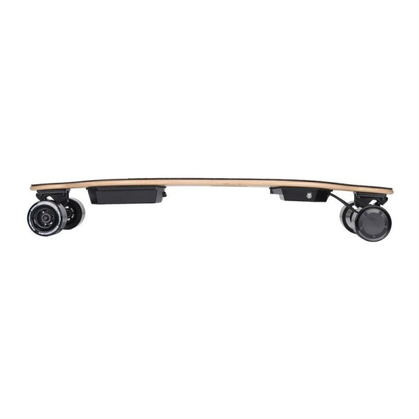 Ownboard W1S electric skateboard side profile view