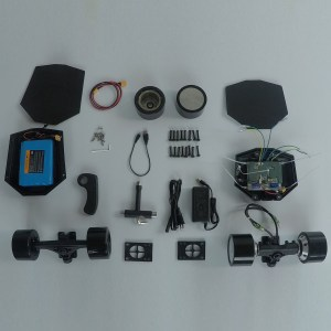 Verreal V1S DIY Kit for electric skateboard longboard