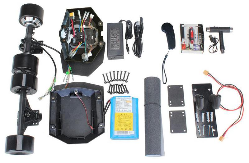 WowGo DIY Electric Skateboard Kit