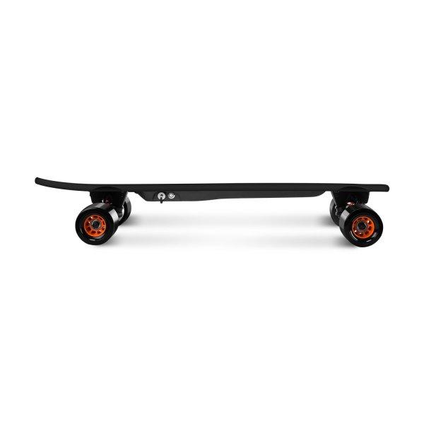 enSkate Woboard Mini electric skateboard side profile view