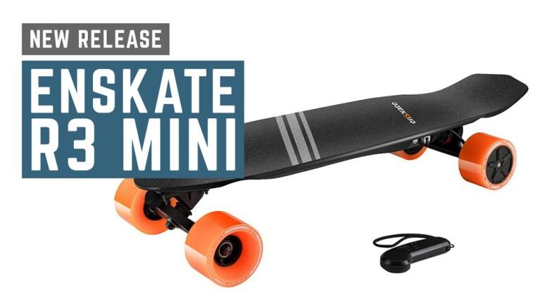 enSkate R3 Mini electric penny board