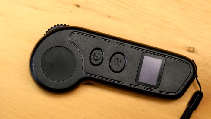 teamgee h20 mini remote