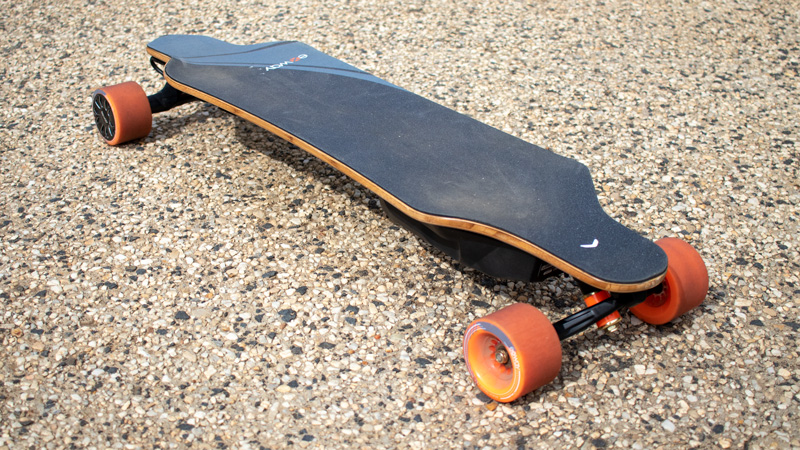 exway flex electric skateboard product feature