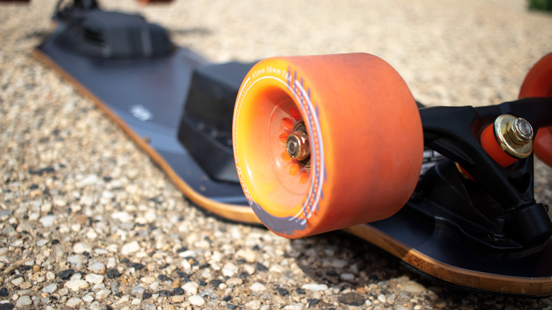 exway flex - wheels