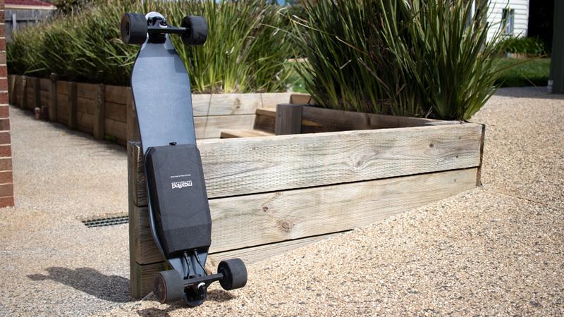 maxfind max4 pro electric skateboard