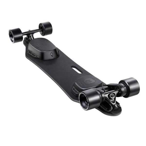 WowGo Knight Electric Skateboard Underneath