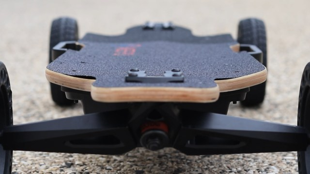 Meepo City Rider 2 W-shaped concave deck