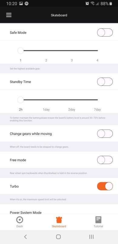 Exway app - features