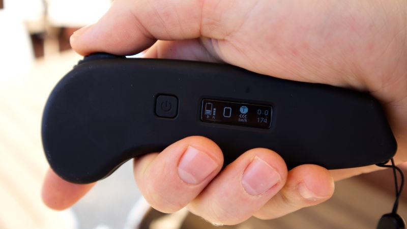 WowGo 2S Pro - remote control