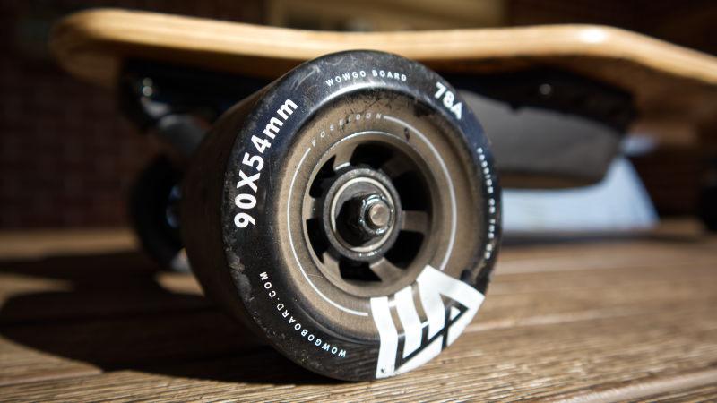 WowGo 2S Pro - wheels