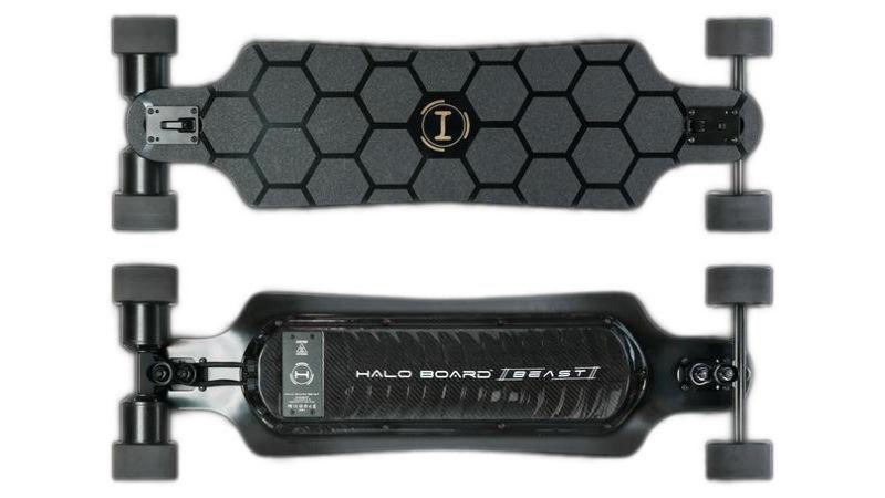 Halo Board Beast