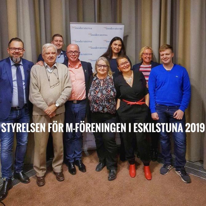 M-styrelse 2019